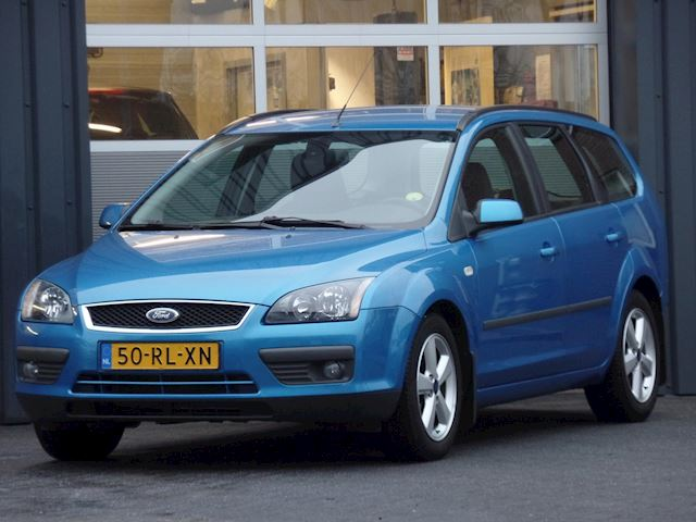 Ford Focus Wagon 1.6-16V First Edition Airco Cruisecontrol Trekhaak