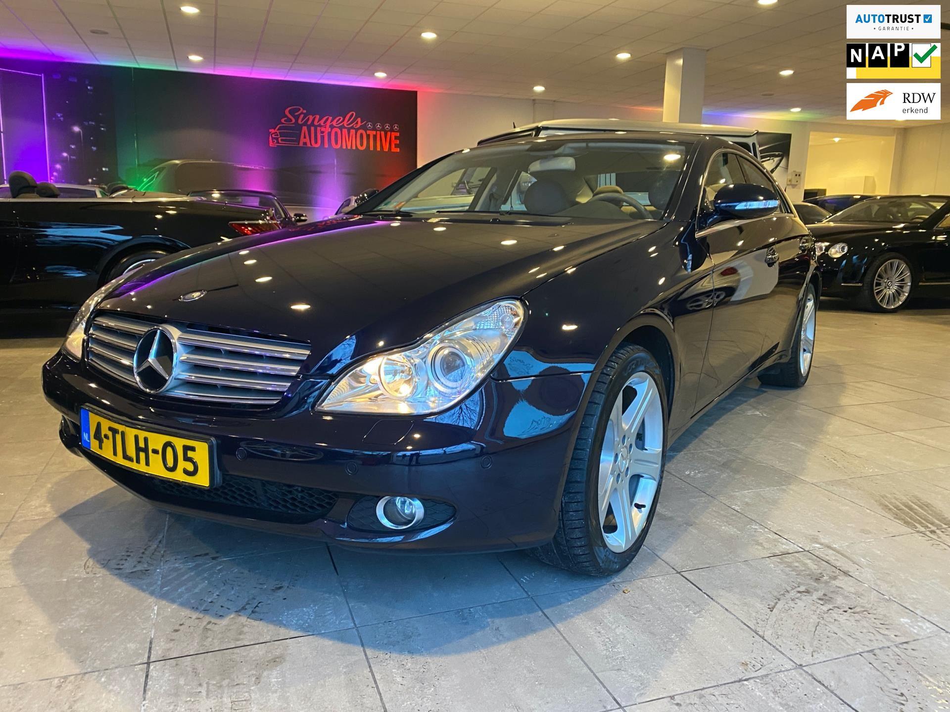Mercedes-Benz CLS-klasse occasion - SINGELS AUTOMOTIVE