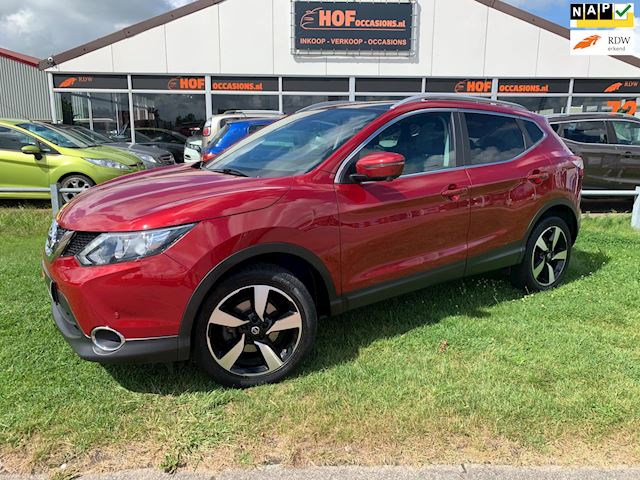 Nissan Qashqai 1.6 N-Connecta PANORAMA / NAVI / 360º CAMERA