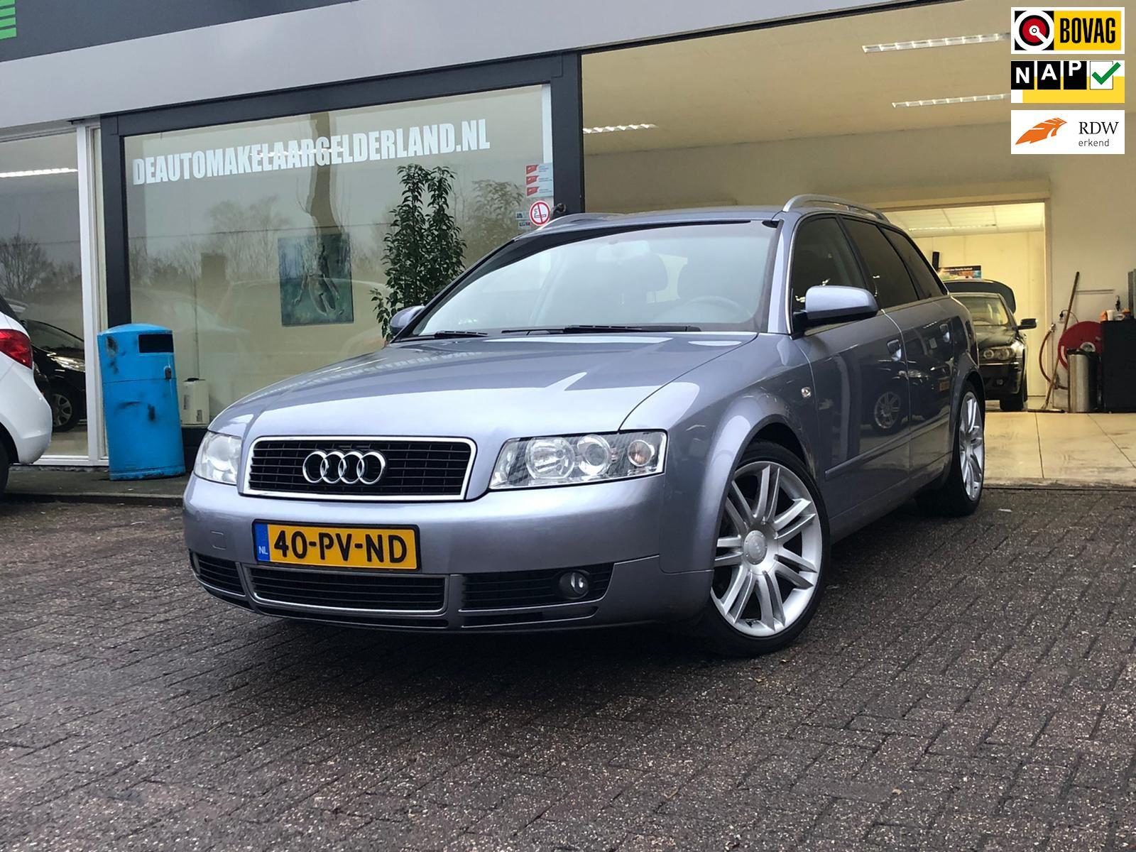Audi A4 Avant occasion - De Automakelaar Gelderland
