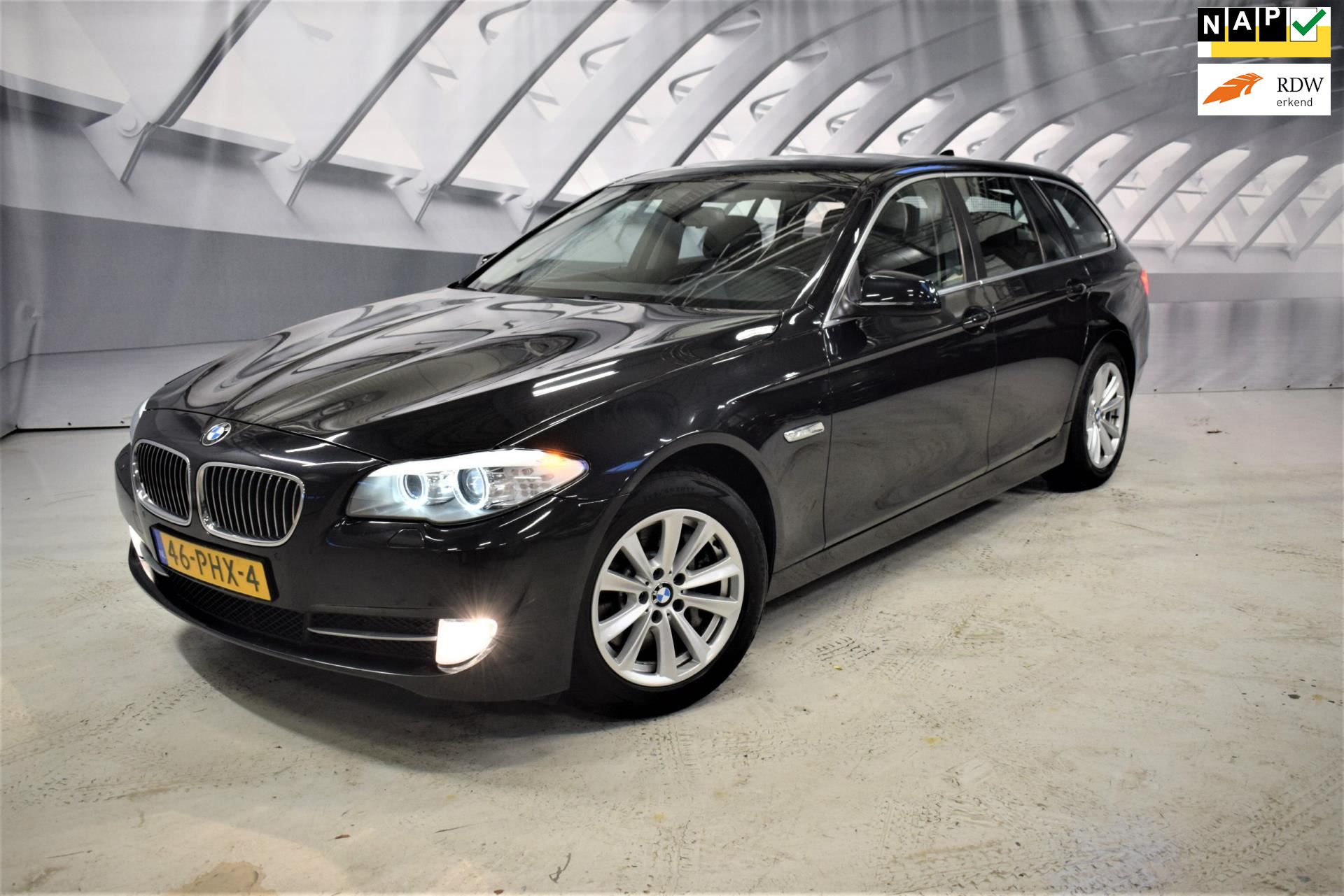 BMW 5-serie Touring occasion - Cars4u