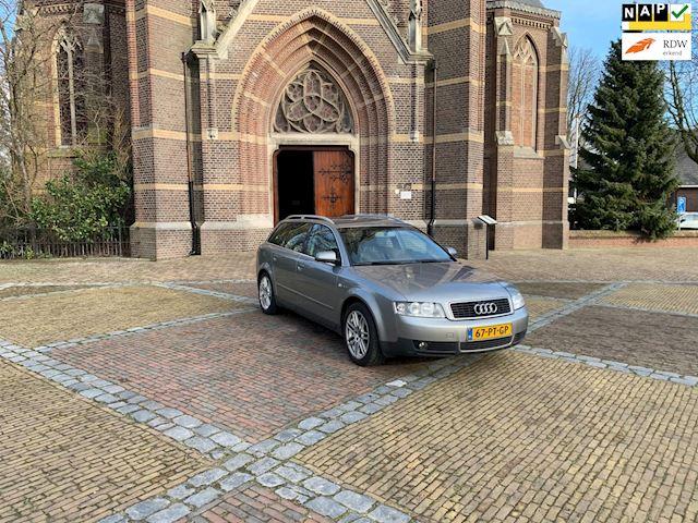 Audi A4 Avant 2.5 TDI Pro Line automaat navi leder