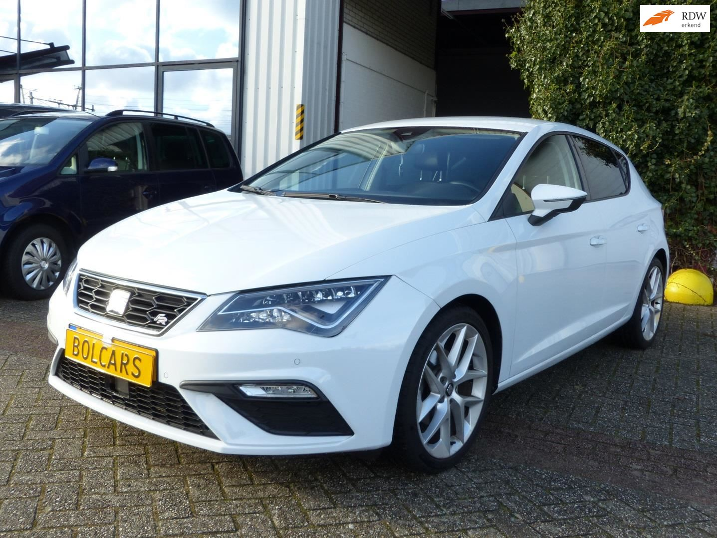 Seat Leon ST occasion - Bol Cars