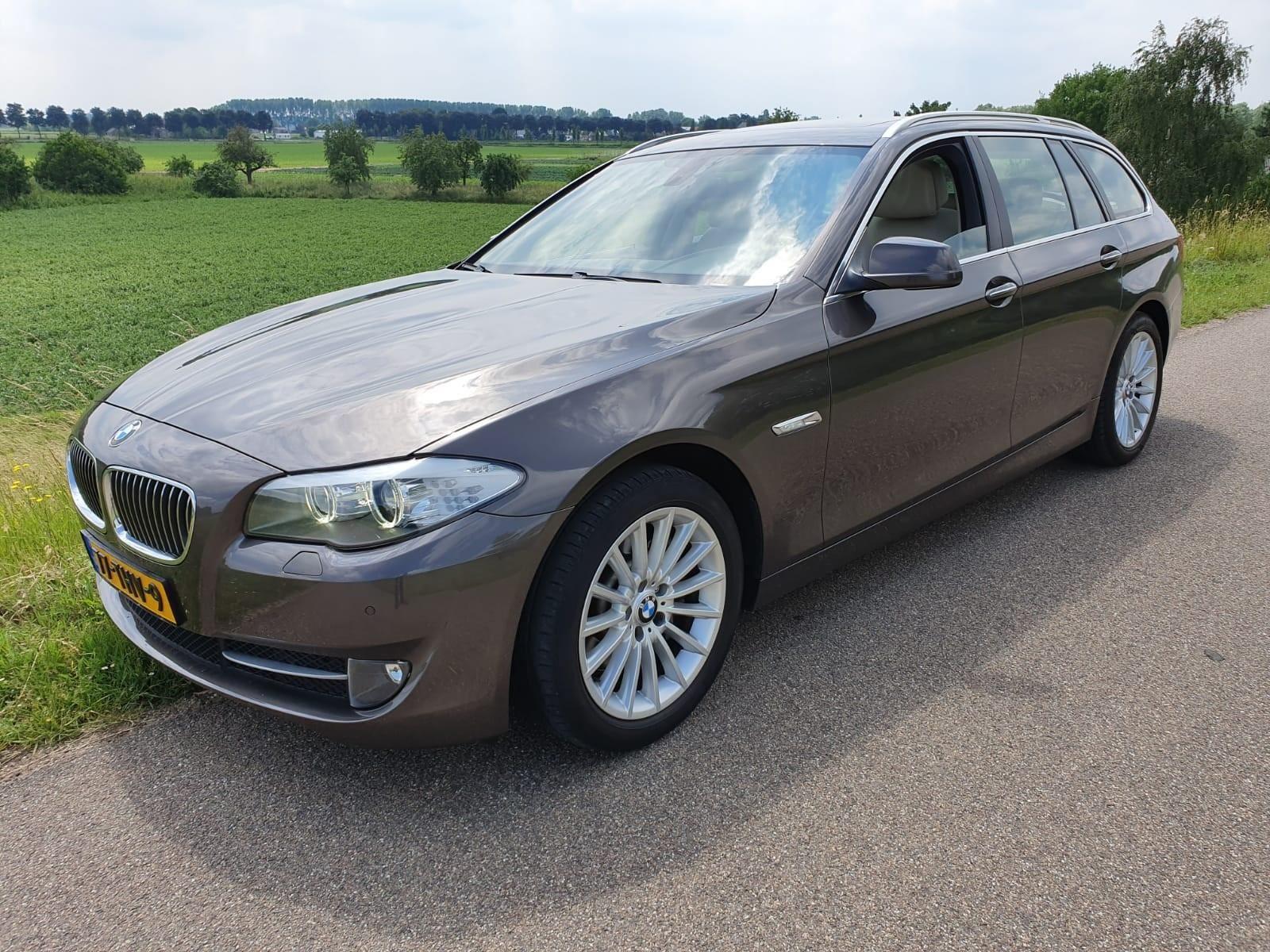 BMW 5-serie Touring occasion - Braam Classics