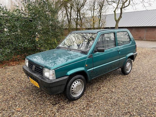 Fiat Panda 1100 CLX Automaat 1e eigenaar / 57dkm