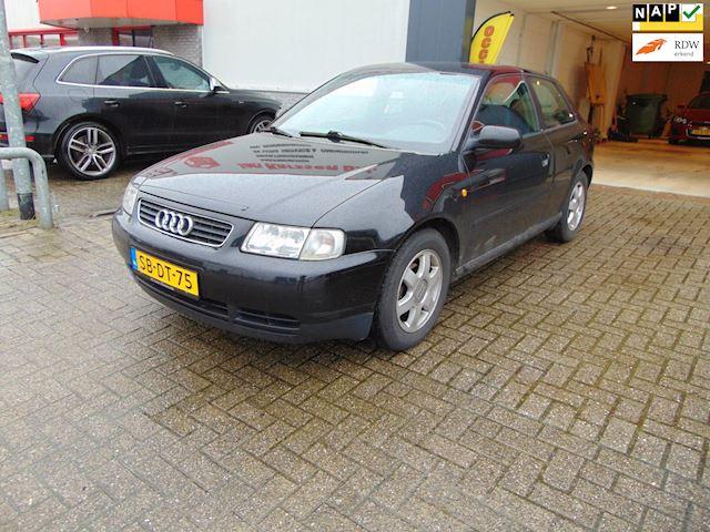Audi A3 occasion - E.T. Auto's