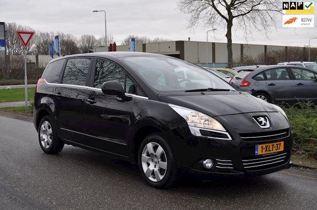 Peugeot 5008 1.6 THP ST 5p. AUTOMAAT/LEDEREN BEKLEDING/CLIMA AIRCO/PANORAMADAK/LM-VELG/NAVIGATIE/TREKHAAK/1e EIGENAAR/nwe APK/NAP