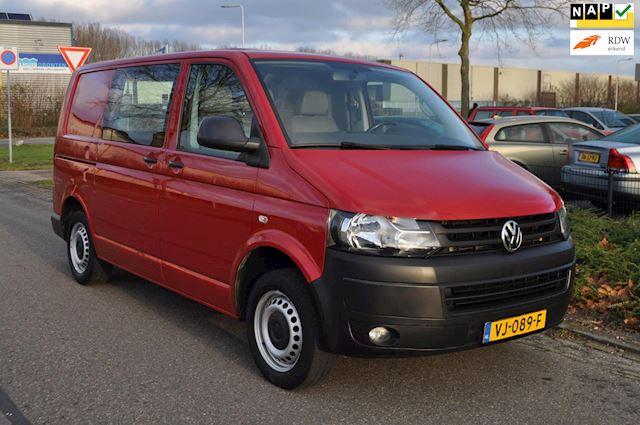 Volkswagen Transporter 2.0 TDI L1H1 DC Trendline/NAVIGATIE GROOTSCHERM/AIRCONDITIONING/2e EIGENAAR/nieuwe APK/128.684 km NAP