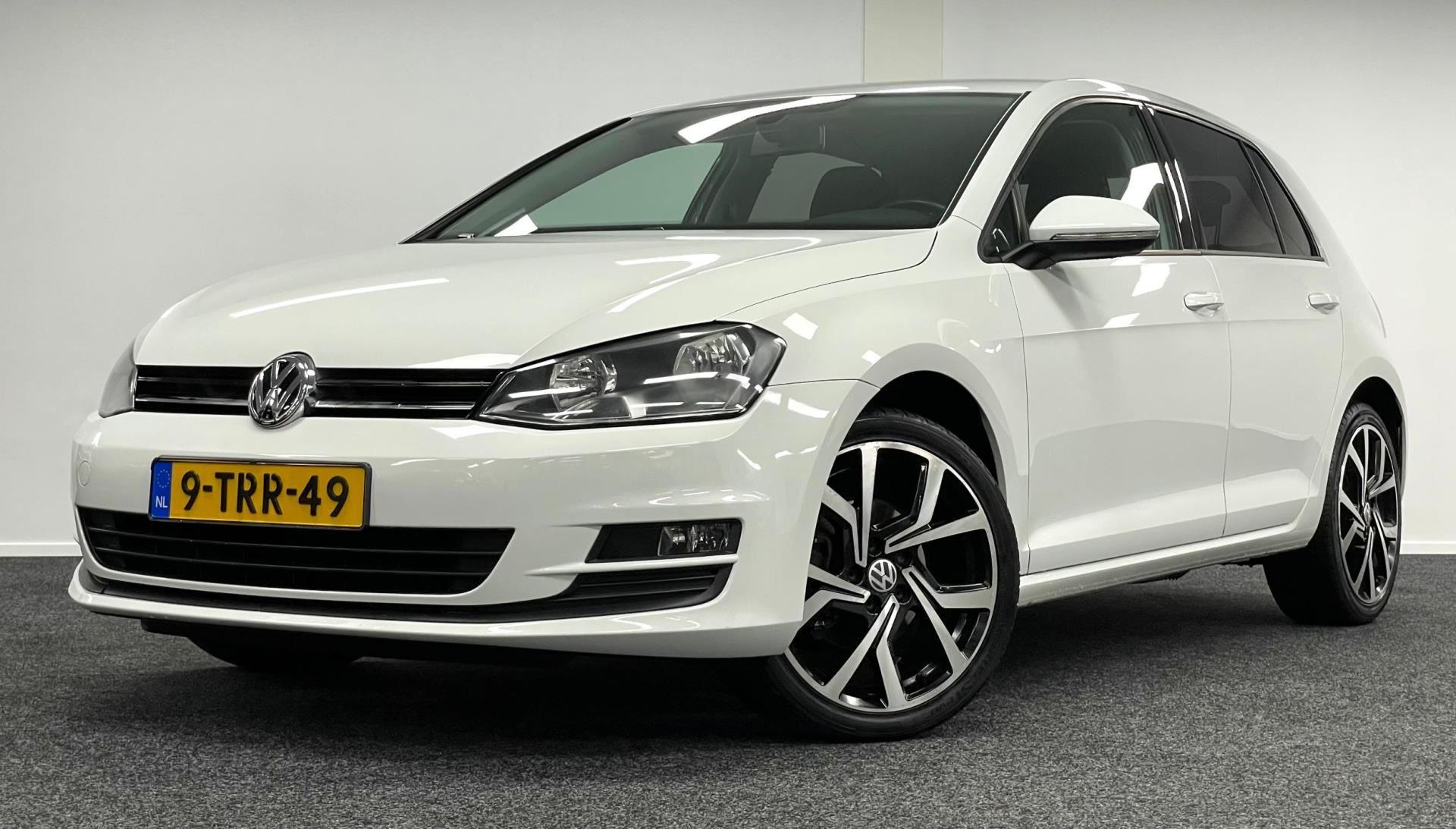Volkswagen Golf occasion - Mink van den Brink Auto's