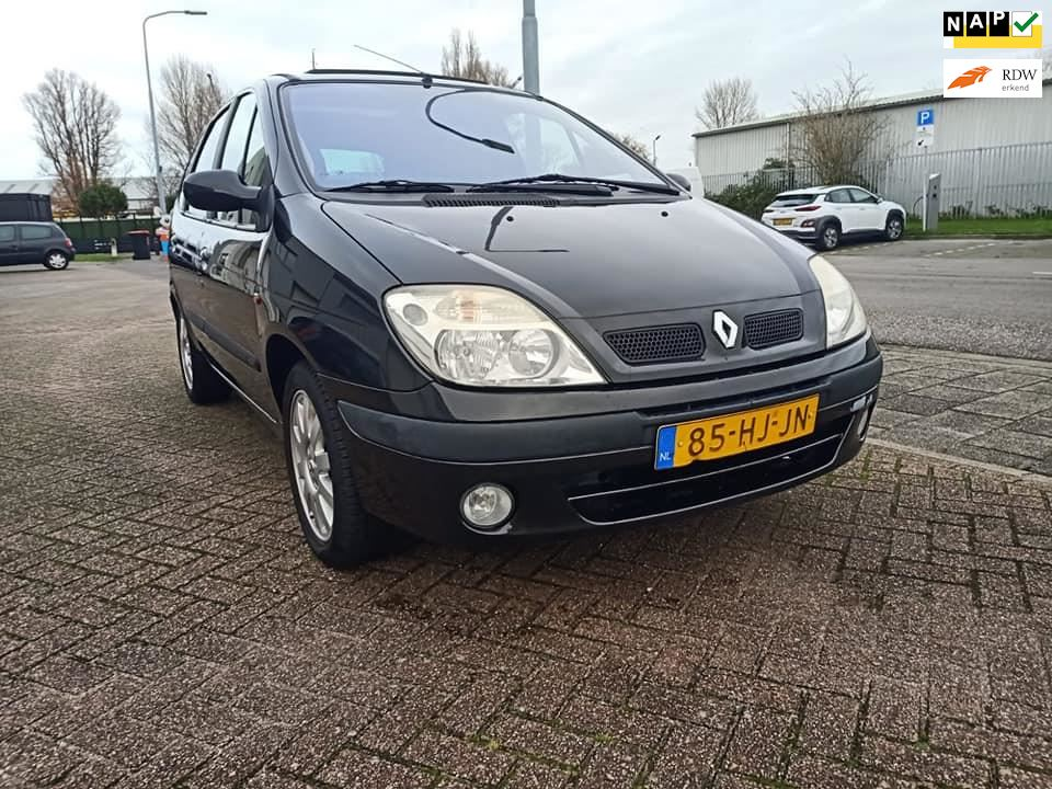Renault Scénic occasion - Handelsonderneming Schouten