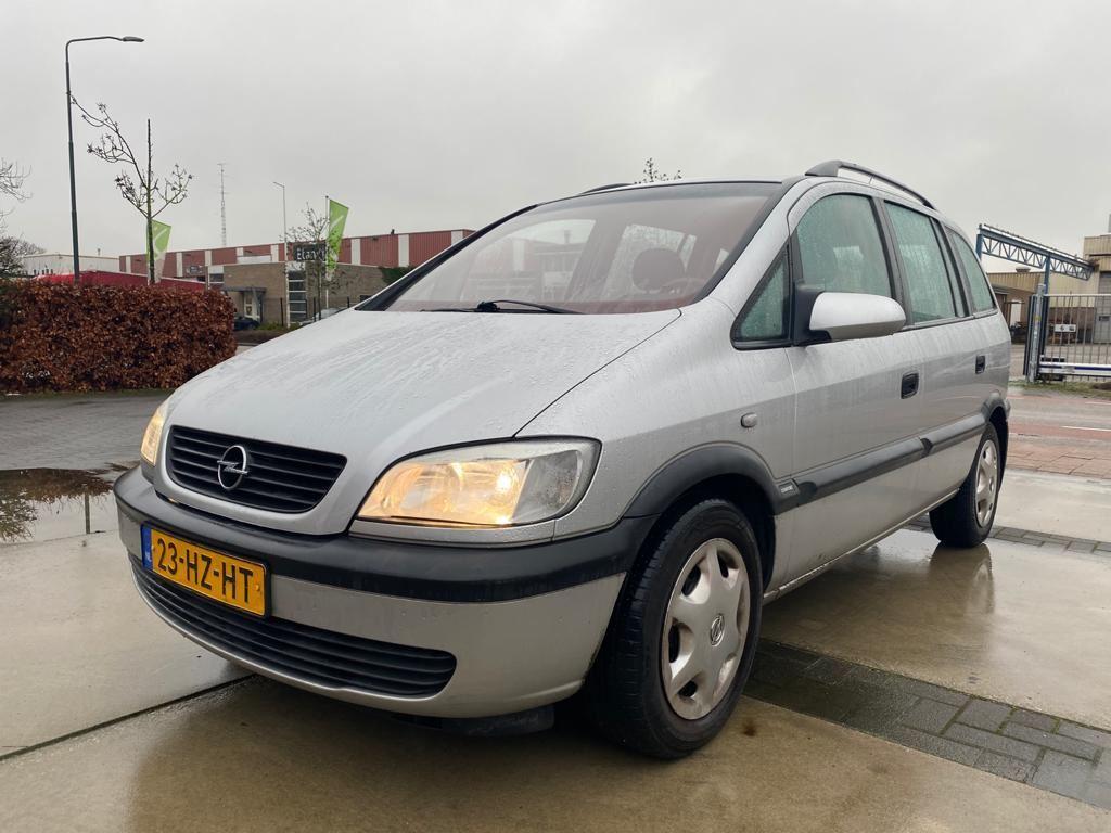 Opel Zafira occasion - A2 Auto's