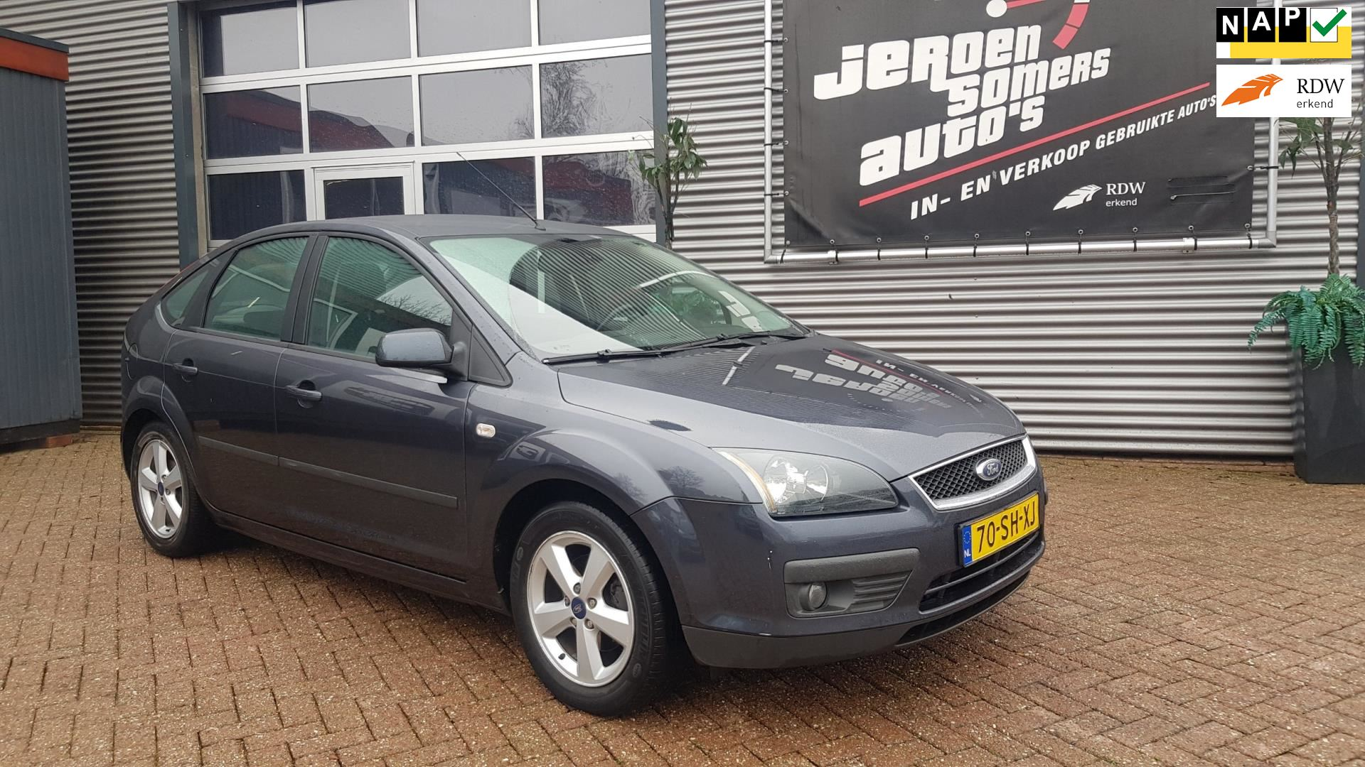 Ford Focus occasion - Jeroen Somers Auto´s