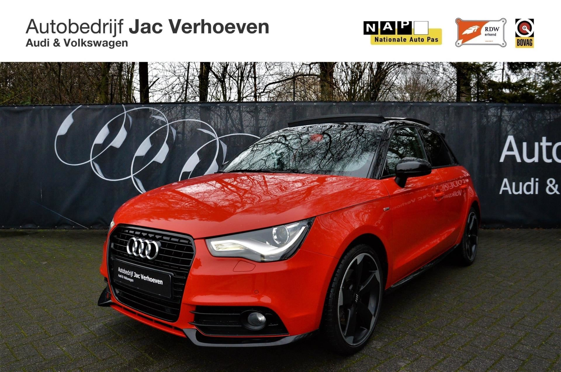 Audi A1 Sportback occasion - Autobedrijf Jac Verhoeven