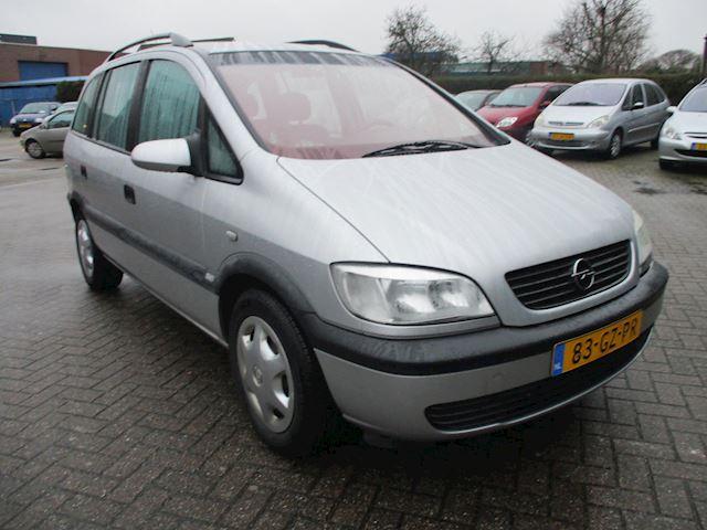 Opel Zafira occasion - Teunisse Auto's