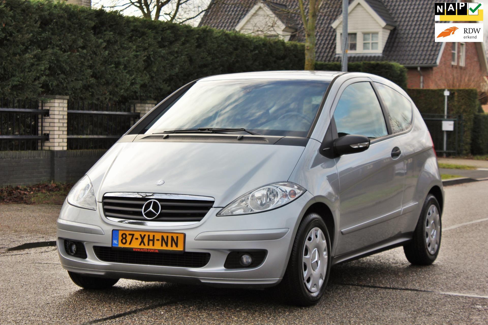 Mercedes-Benz A-klasse occasion - Auto Punt Wijchen