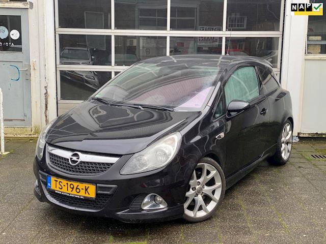 Opel Corsa 1.6-16V T OPC 192 PK//panoramadak//leer
