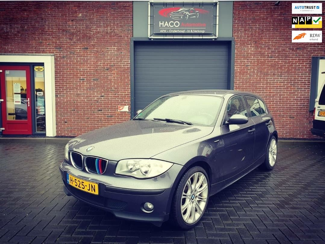 BMW 1-serie occasion - HACO Automotive