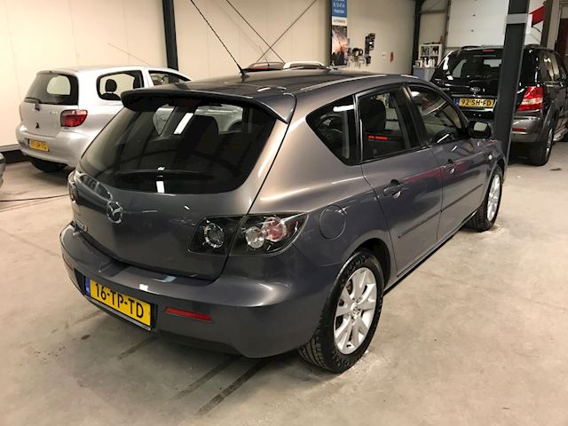 Mazda 3 1.6 S-VT Touring FACELIFT/LAGE KM STAND/CLIMA/NAP/APK
