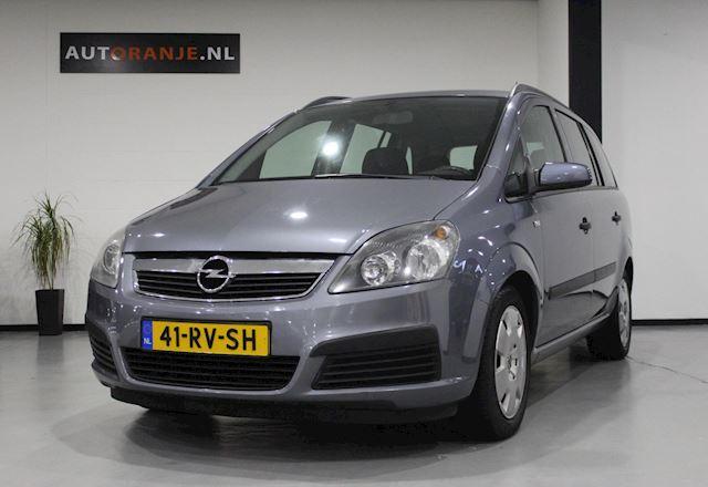 Opel Zafira 1.6 Business Airco, Cr Control, NAP, APK!!