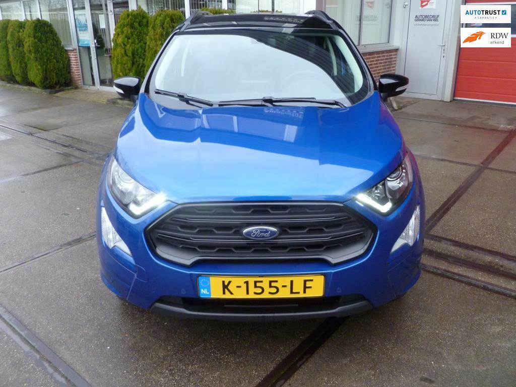 Ford EcoSport occasion - Autobedrijf Gerard van Riel