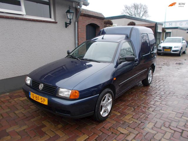Volkswagen Caddy 1.9 SDI Bj 2002 apk 4-3-2022 nette caddy incl btw