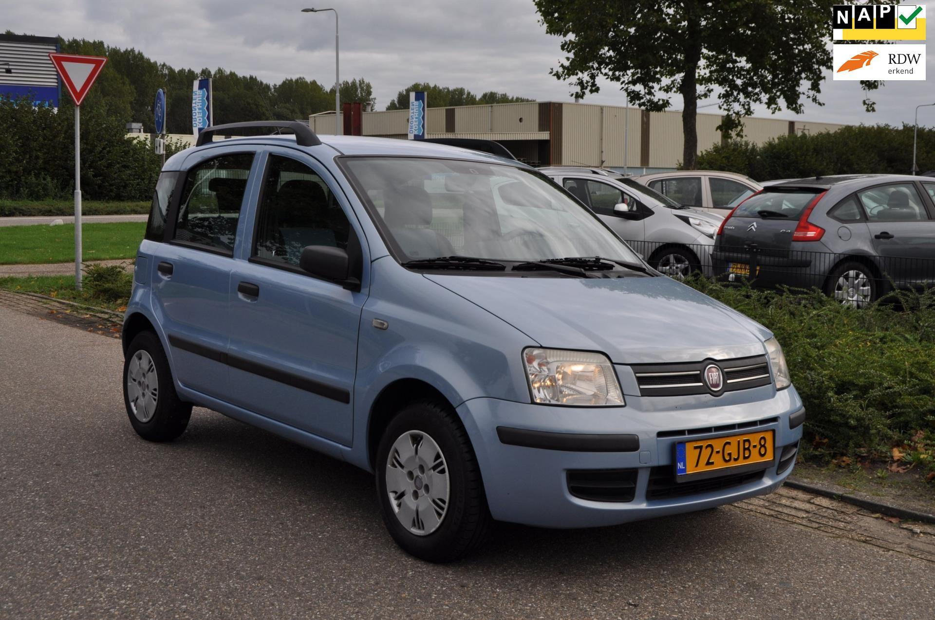 Fiat Panda occasion - Autobedrijf Bangma