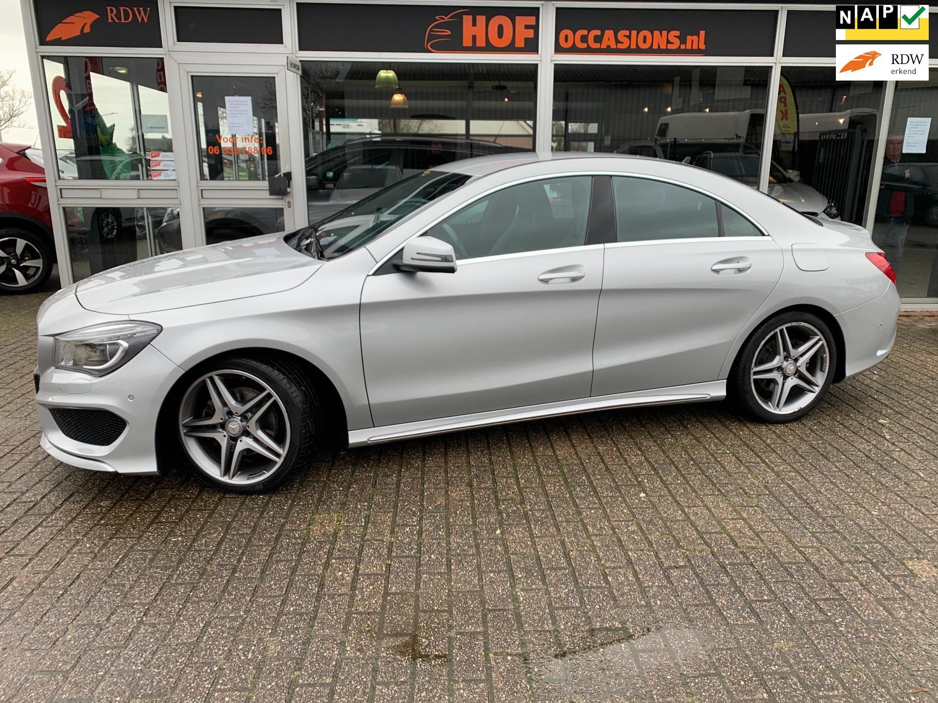 Mercedes-Benz CLA-klasse occasion - Hof Occasions
