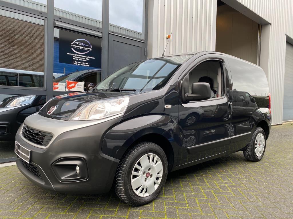 Fiat Fiorino occasion - Danenhoef Auto's