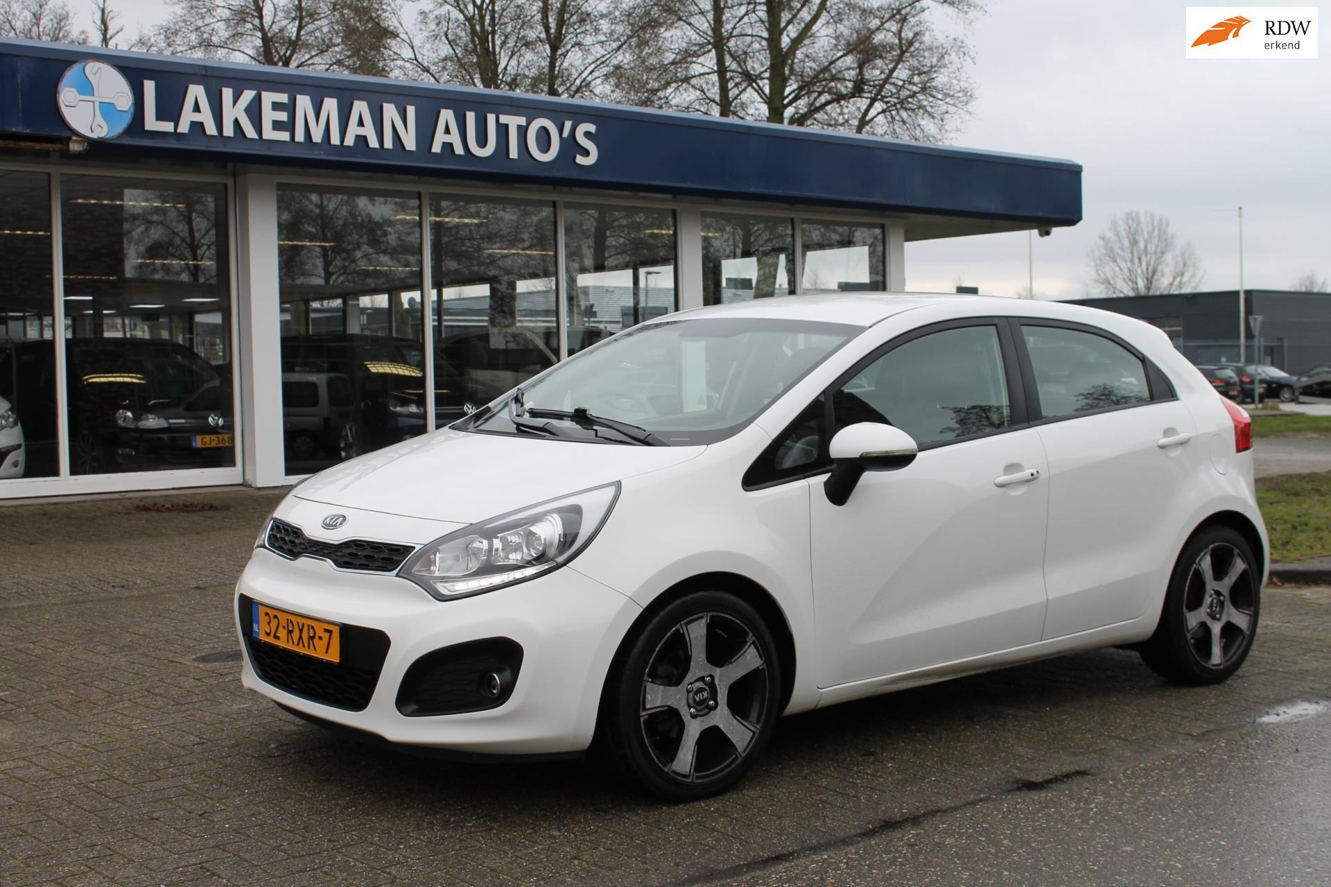 Kia Rio occasion - Lakeman auto's Almere B.V.