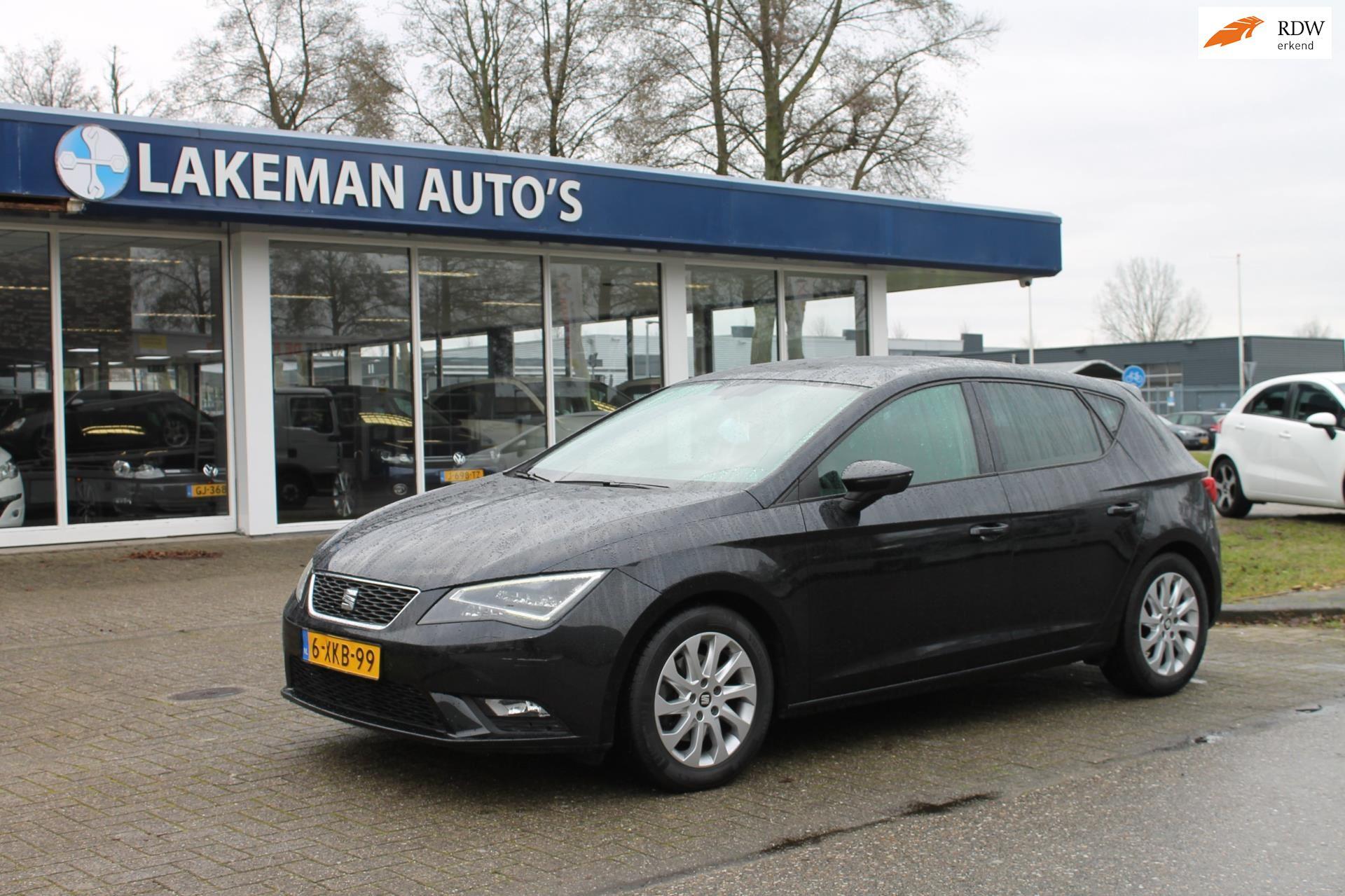 Seat Leon occasion - Lakeman auto's Almere B.V.