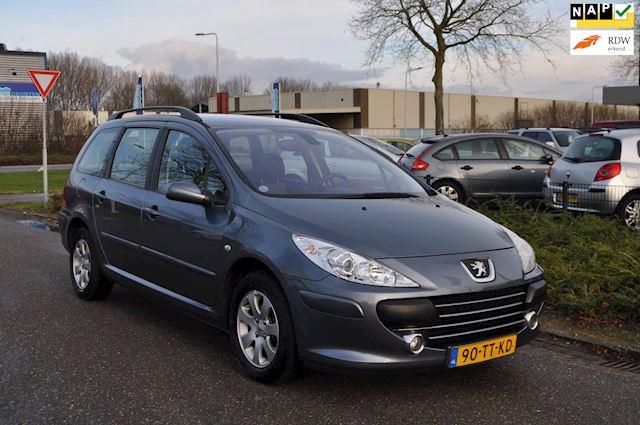 Peugeot 307 Break 1.6-16V Premium/CLIMA AIRCO/LM-VELGEN/TREKHAAK/CRUISE CONTROL/nieuwe APK/NAP/ZEER NETTE STAAT