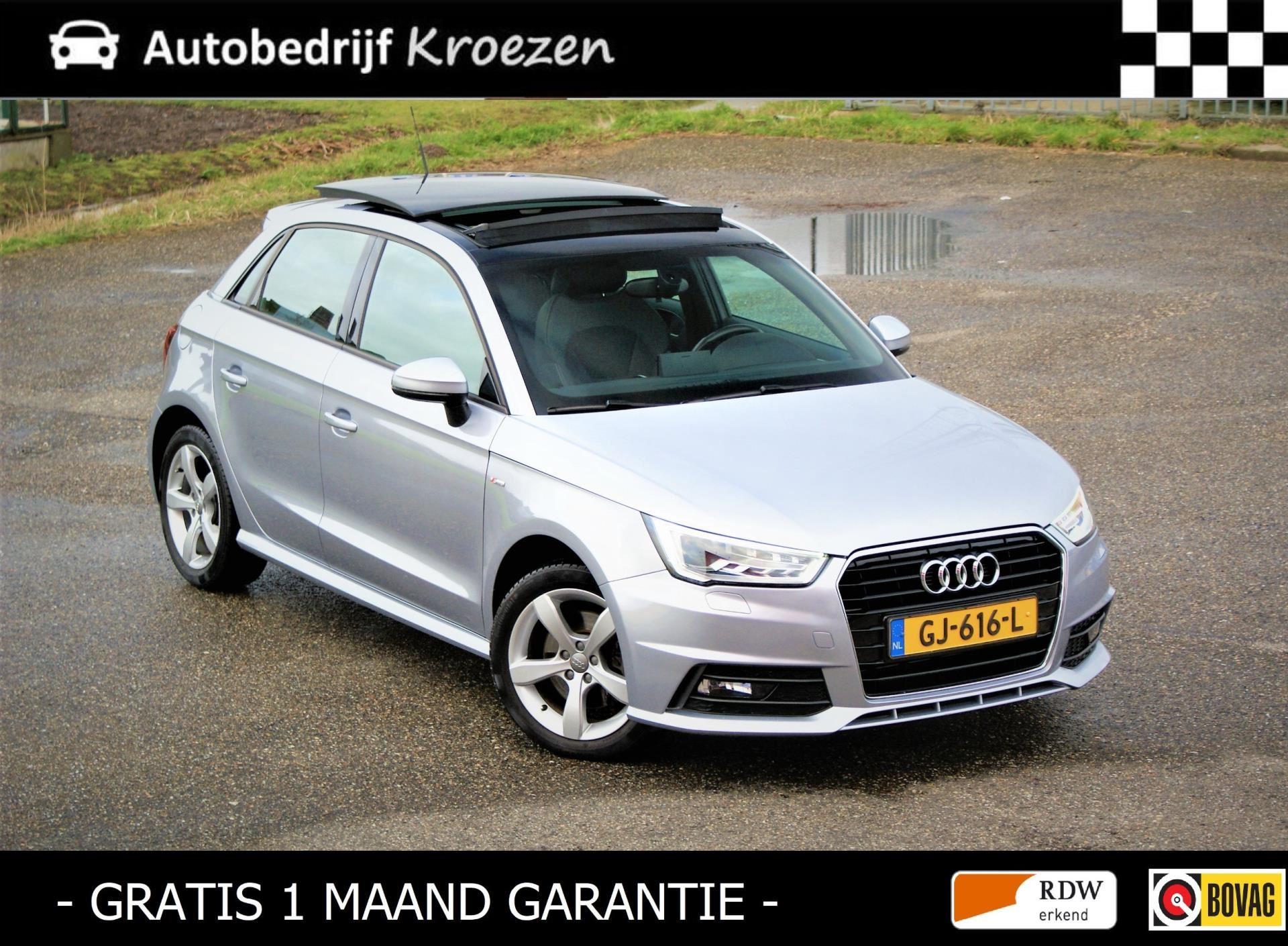 Audi A1 Sportback occasion - Autobedrijf Kroezen