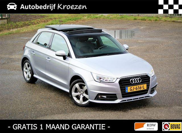 Audi A1 Sportback 1.4 TFSI CoD Sport Pro Line * 2x S-Line * Org NL auto * Pano * Navigatie * Automaat *
