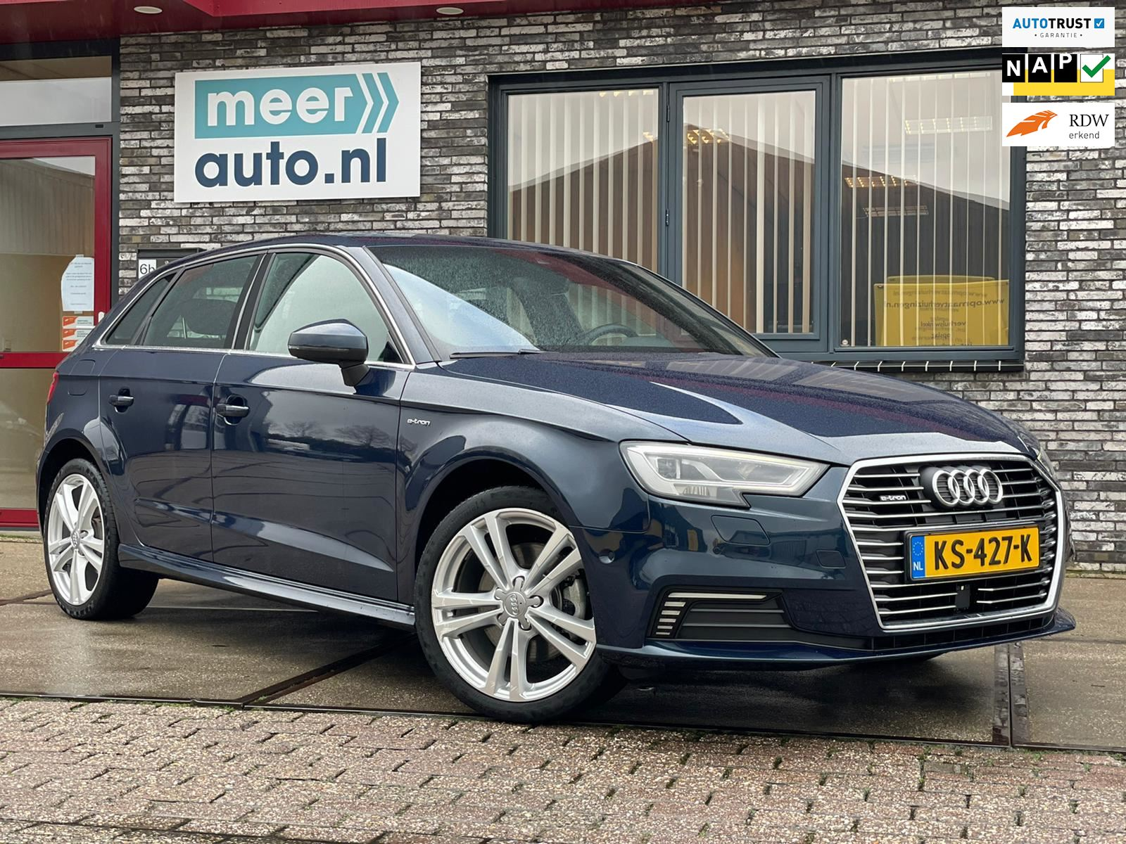 Audi A3 Sportback occasion - Meerauto.nl
