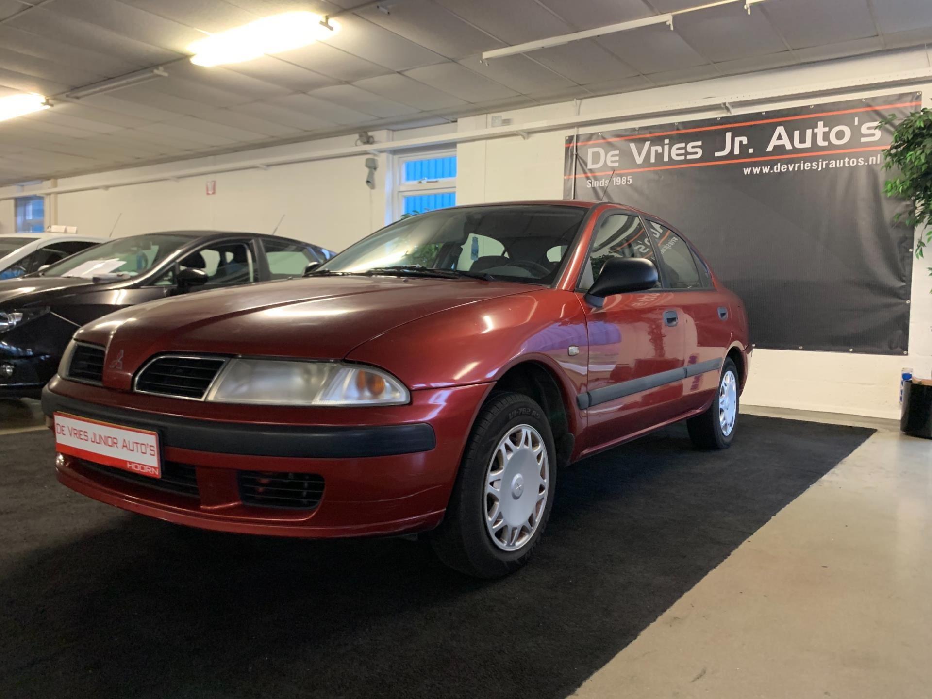 Mitsubishi Carisma occasion - De Vries Junior Auto's