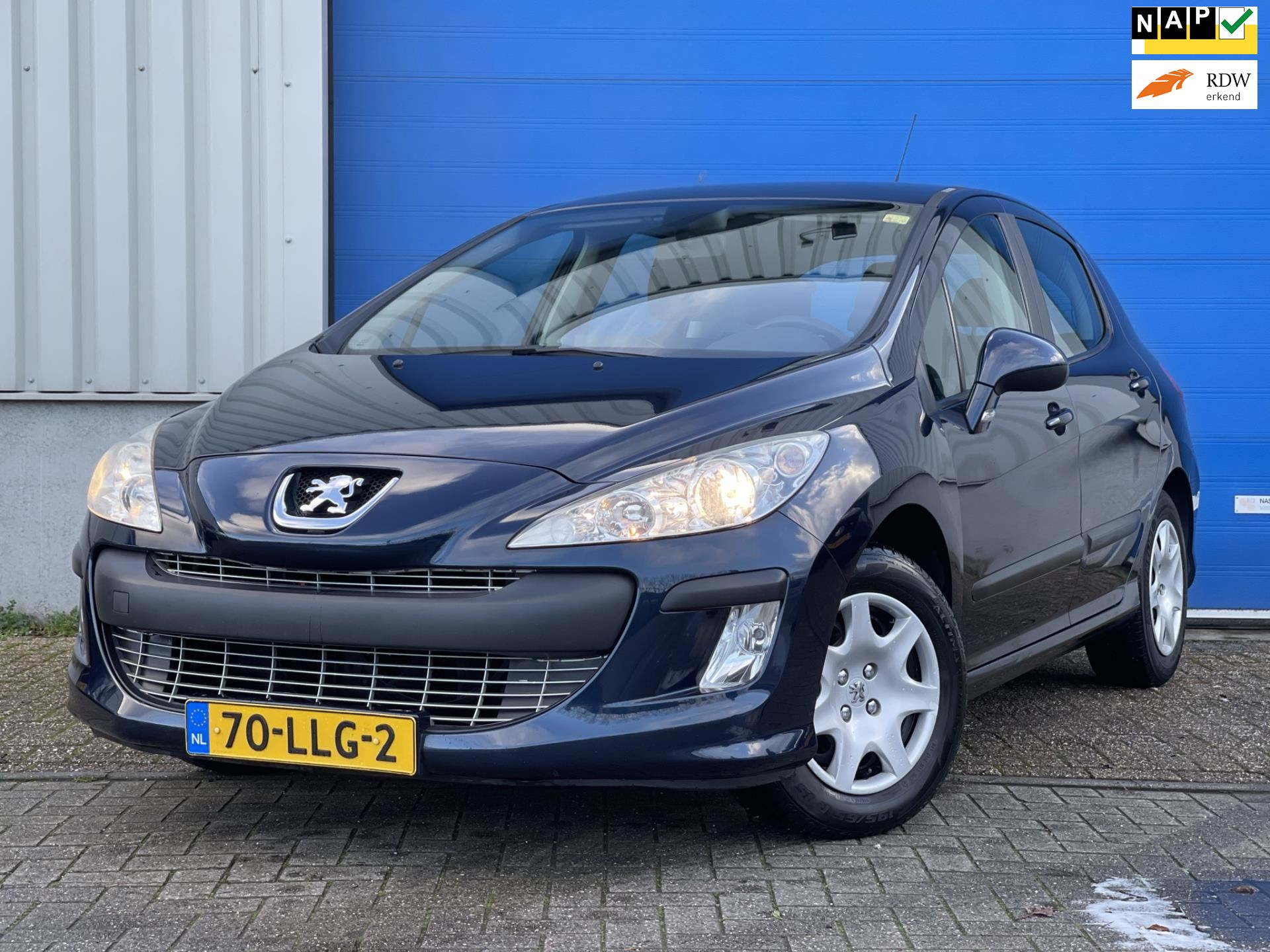 Peugeot 308 1.6 VTi 16V occasion - Autohandel Hulst