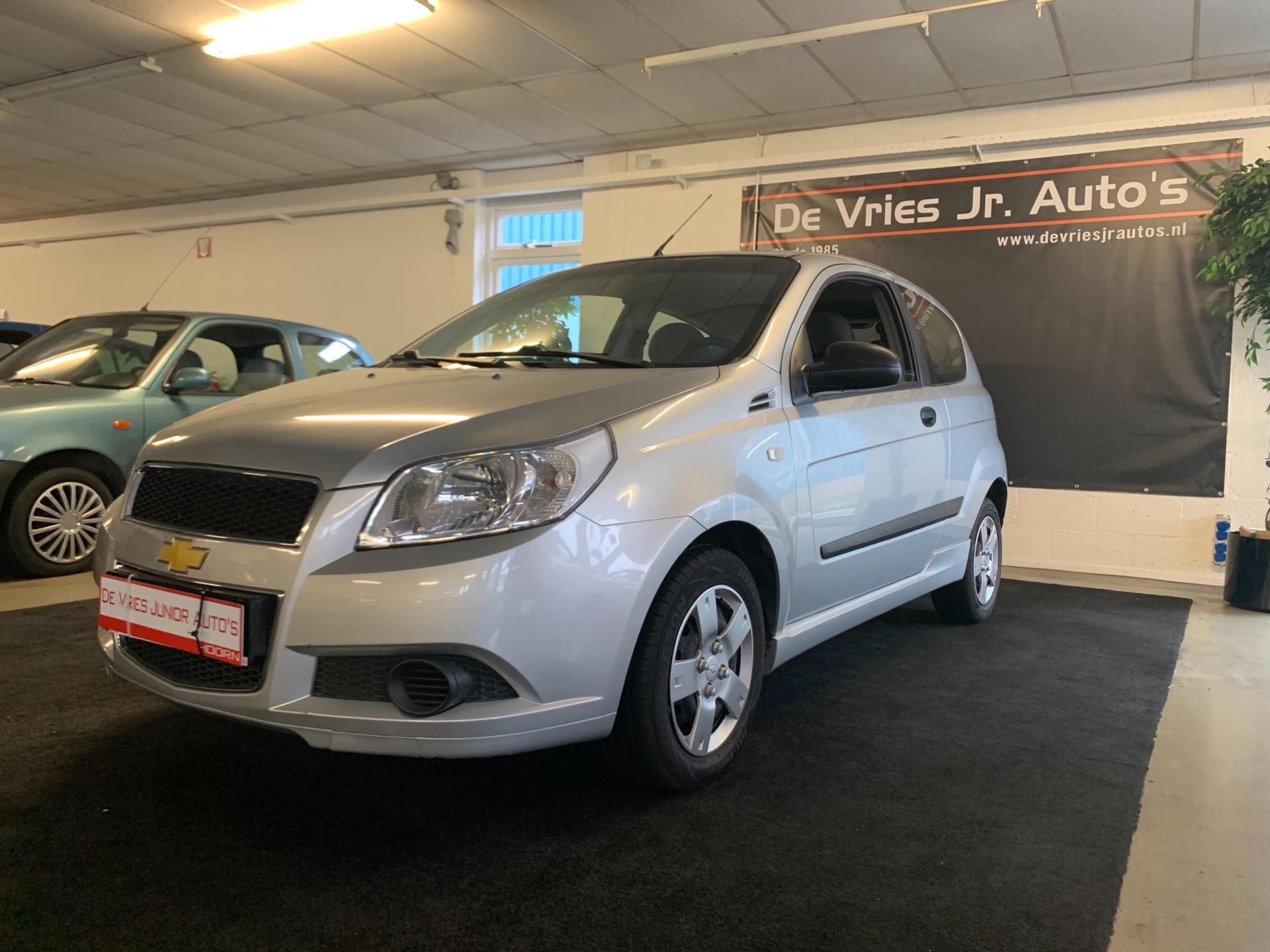 Chevrolet Aveo occasion - De Vries Junior Auto's