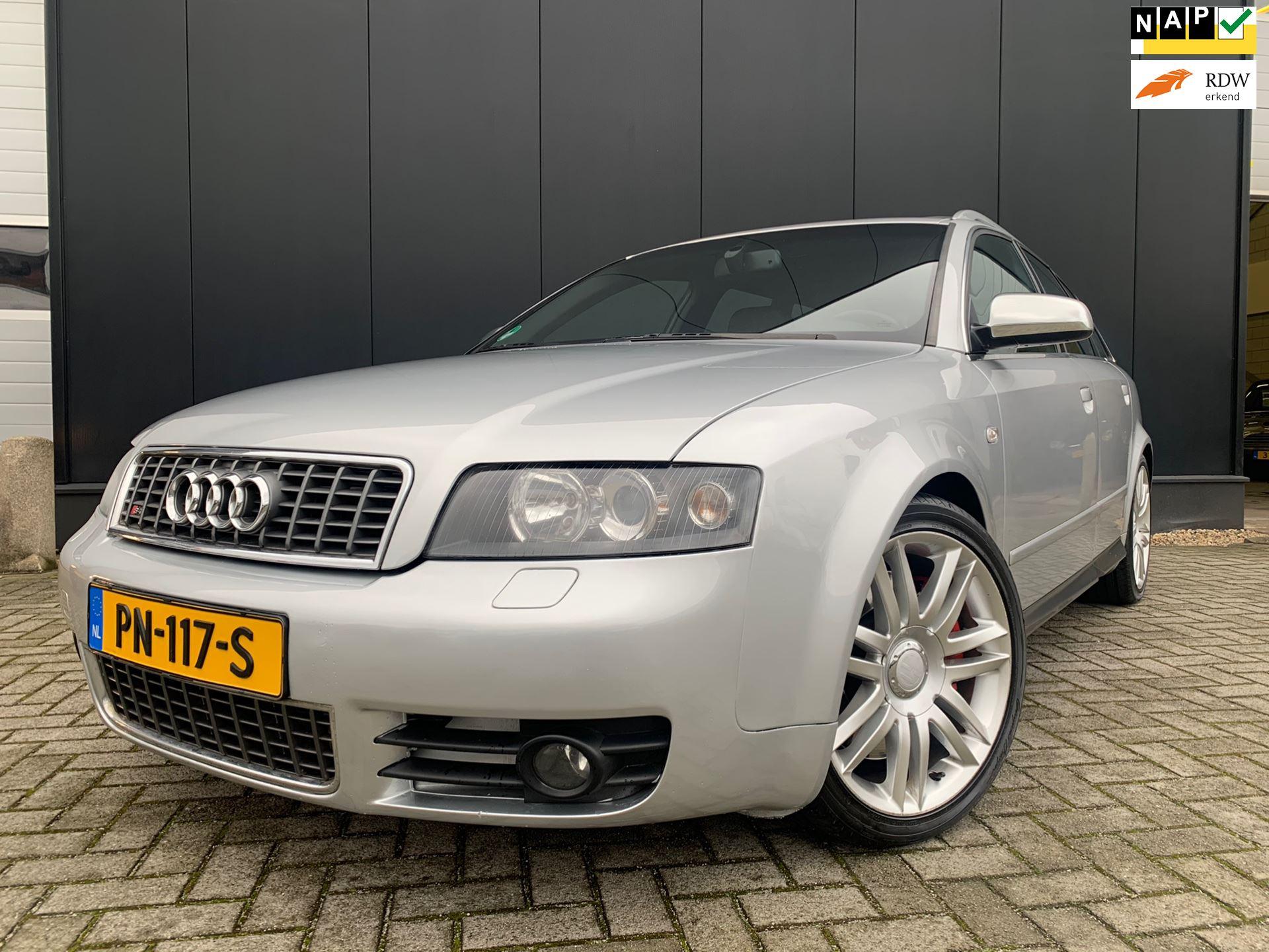 Audi S4 occasion - Dennis Jansen Auto's