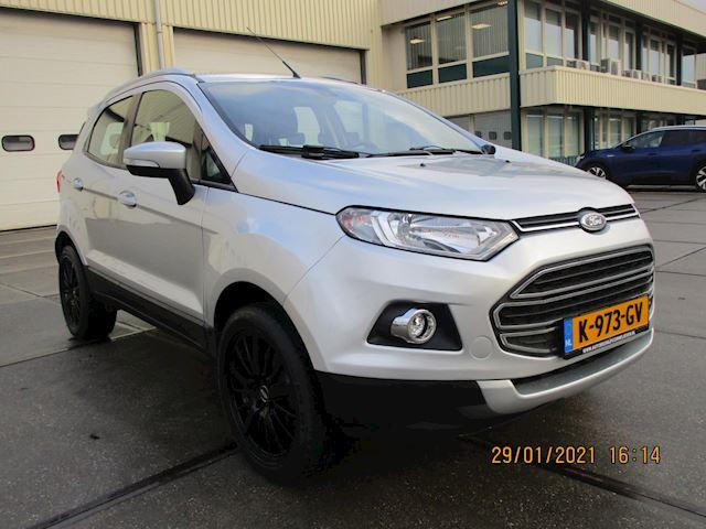 Ford EcoSport 1.0 EcoBoost Titanium full leder