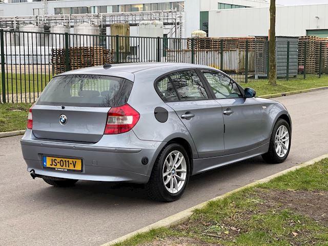 BMW 1-serie 116i vaste prijs