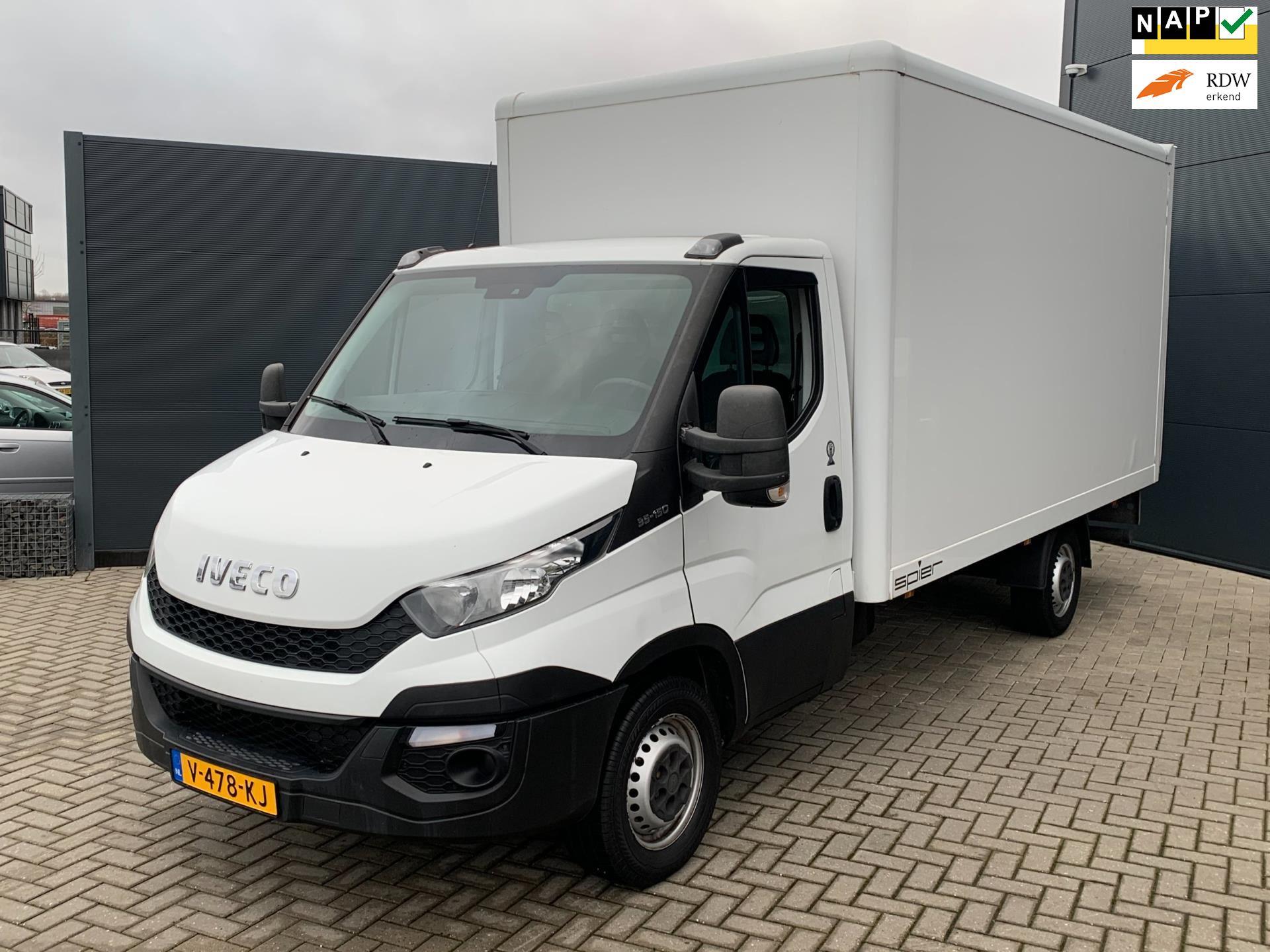 Iveco Daily occasion - Van den Brom Auto's