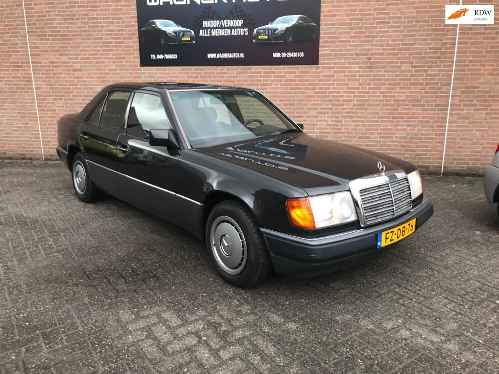 Mercedes-Benz 200-500 W124 occasion - Wagner Auto's