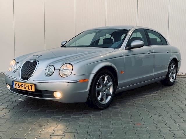 Jaguar S-type 2.5 V6 Executive, Youngtimer in topstaat!