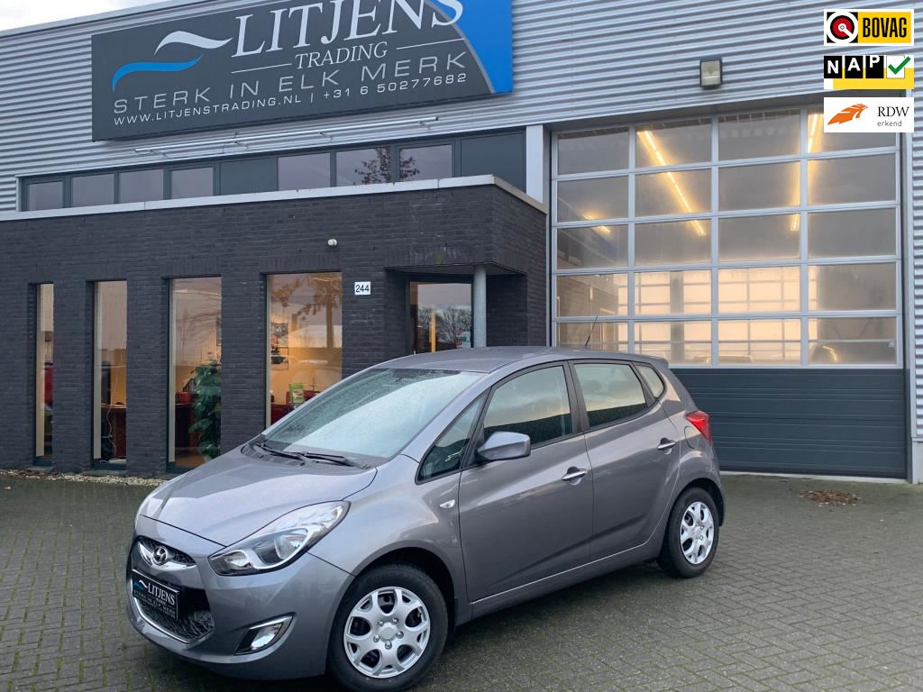 Hyundai Ix20 occasion - Litjens Trading