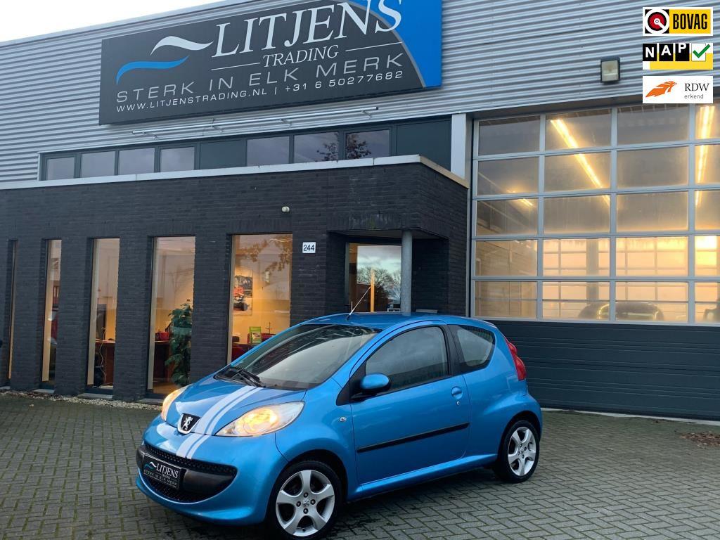 Peugeot 107 occasion - Litjens Trading