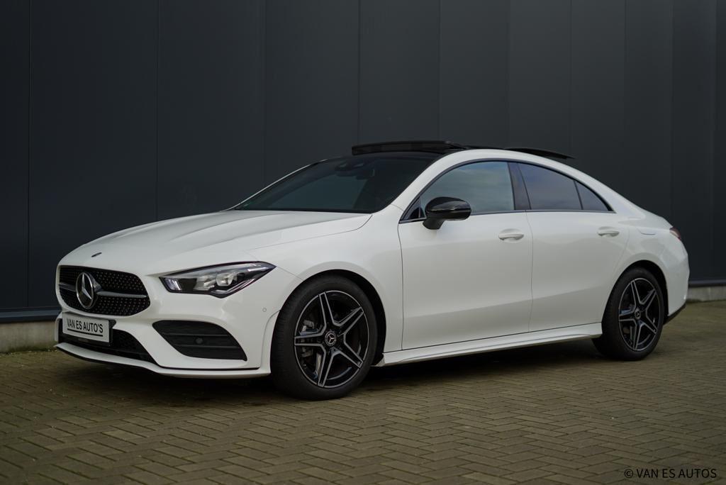 Mercedes-Benz CLA-klasse occasion - Van Es Auto's