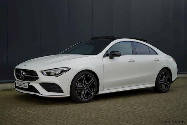Mercedes-Benz CLA-klasse 180 AMG Night-Pakket PANO/LED/CAMERA