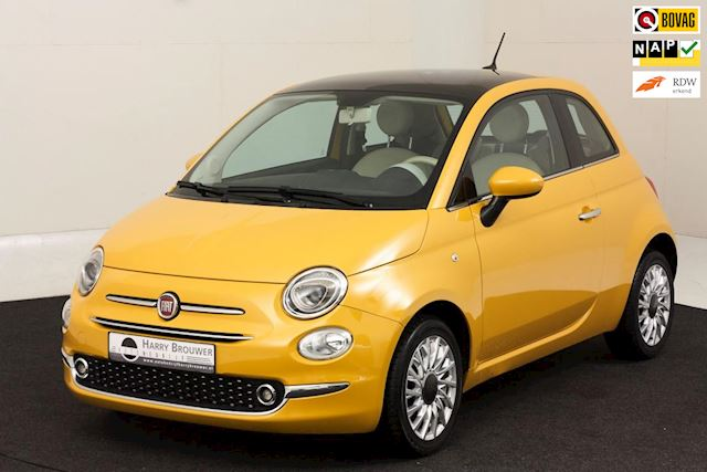 Fiat 500 1.2  4 cilinder Motor!! Popstar. Apple carplay.