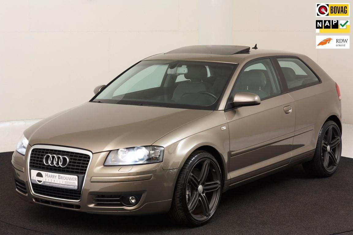 Audi A3 occasion - Autobedrijf Harry Brouwer B.V.