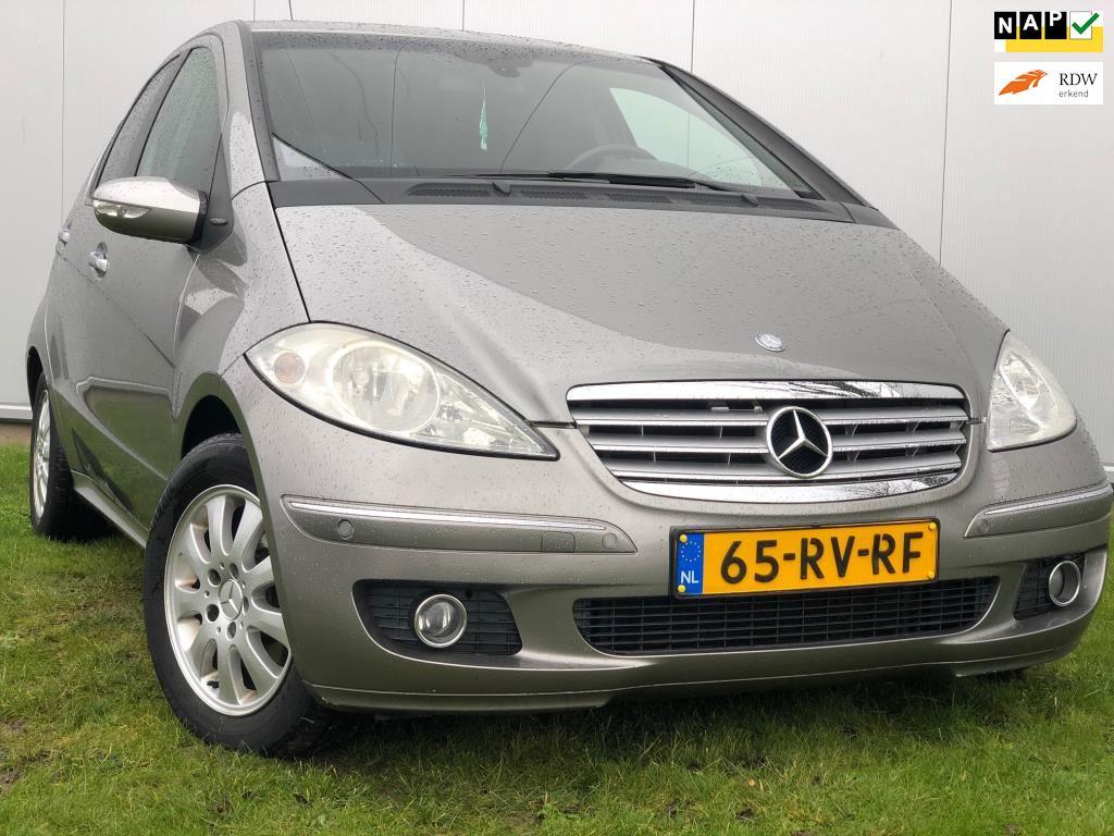 Mercedes-Benz A-klasse occasion - Elbay Auto & Bandenservice
